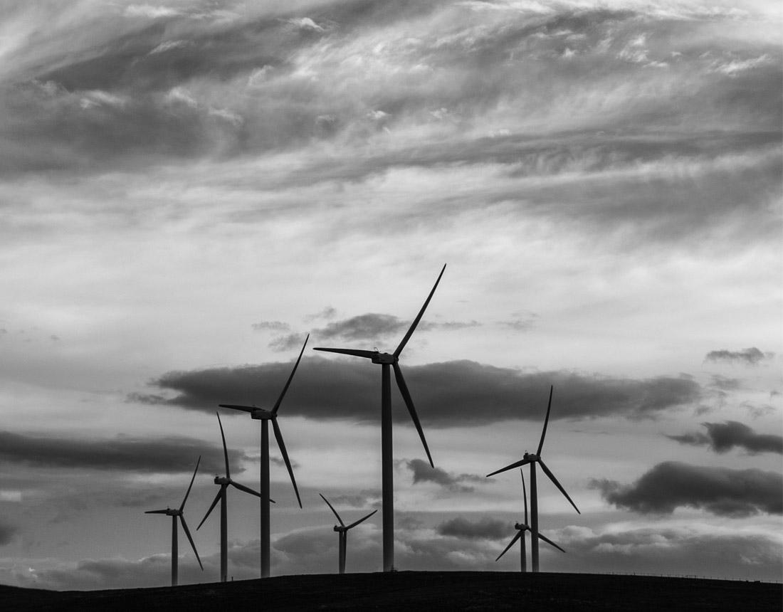 Capital Wind Farm, Bungendore at Dusk, Blend ESQ Consulting