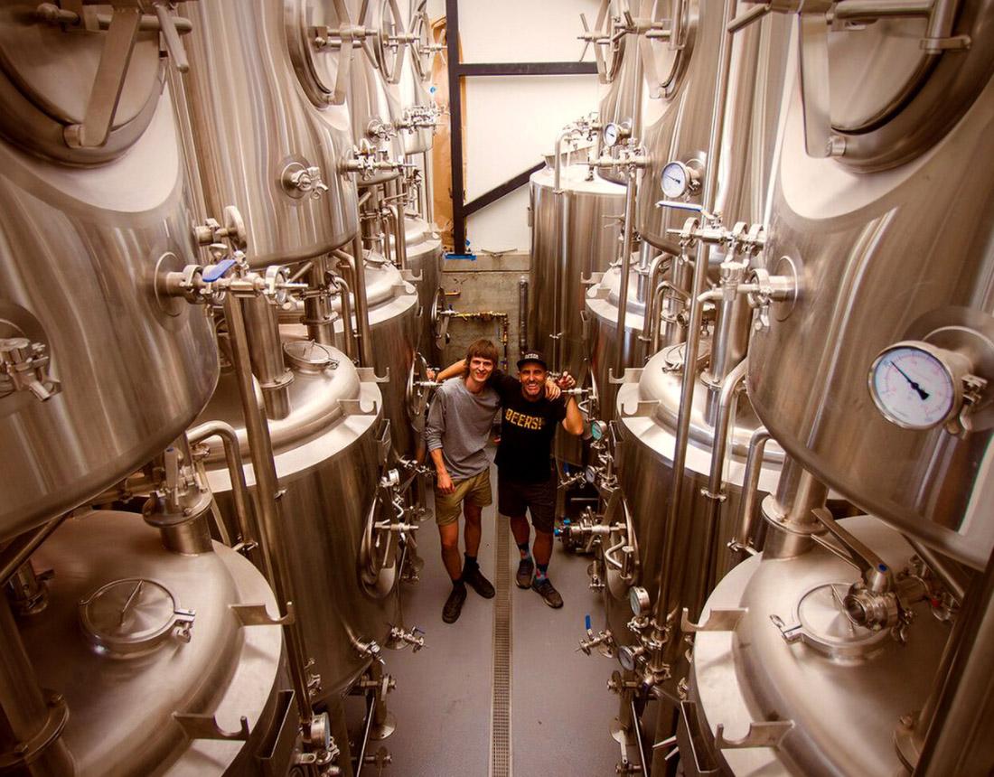 Fermenting Taks, Resin Brewery and Brew Pub, Bulli