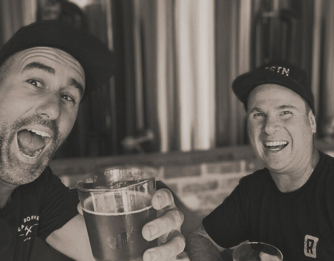 Directors, Resin Brewery and Brew Pub, Bulli