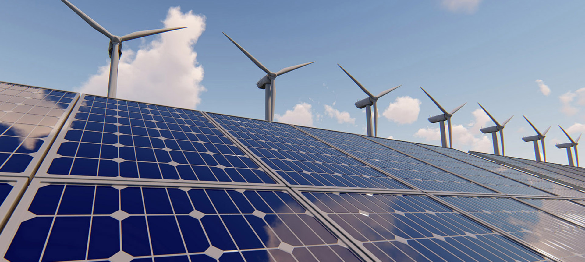 Co located Wind and Solar Farms, Blend ESQ Consulting